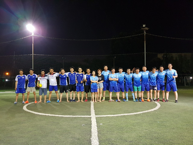 TLC-TTC2 SOLAR FARM FOOTBALL TEAM